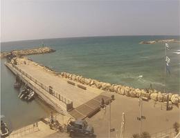 Tel Aviv-Jaffa – Marina Webcam Live
