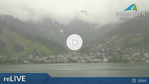 Zell am See – Thumersbach Webcam Live