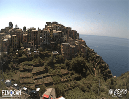 Corniglia – Cinque Terre Webcam Live