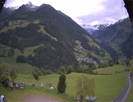 Moos in Passeier – Hotel Kronhof Webcam Live