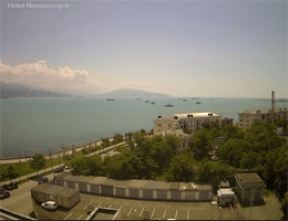 Noworossijsk – Tsemes Bay Webcam Live