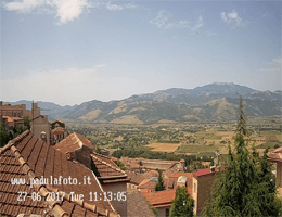 Padula – Certosa di San Lorenzo Webcam Live