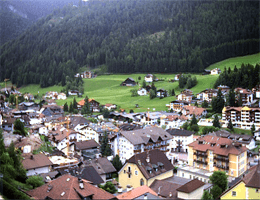 St. Ulrich in Gröden – Panorama Webcam Live