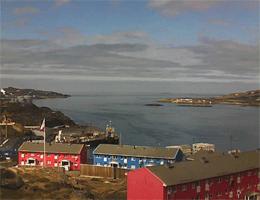 Sisimiut – Hafen Webcam Live