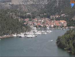 Skradin – Marina Webcam Live
