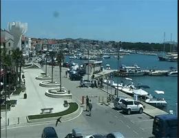 Vodice – Promenade Webcam Live