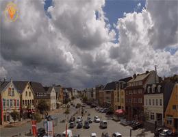 Bredstedt – Marktplatz Webcam Live