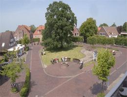 Horumersiel – Dorfplatz Webcam Live