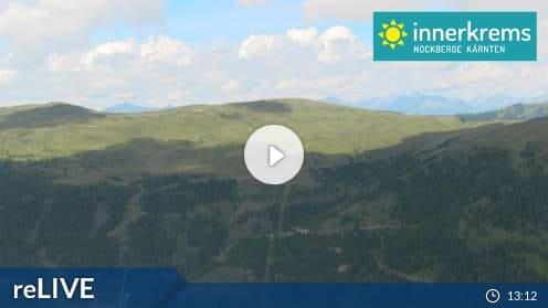 Innerkrems – Nockberge Webcam Live