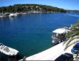 Milna – Bucht Webcam Live