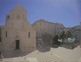 Pag (Stadt) – Basilika Mariä Himmelfahrt Webcam Live