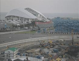Sotschi – Olympiastadion Sotschi Webcam Live