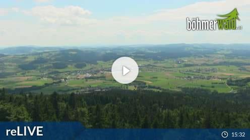 Ulrichsberg – Aussichtswarte Alpenblick Webcam Live