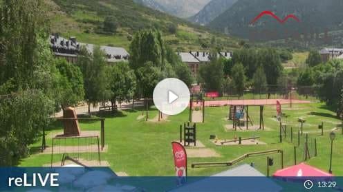 Vall de Boí – Pla de L'Ermita Webcam Live