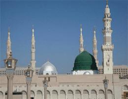 Medina – Prophetenmoschee Webcam Live