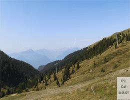 Meran 2000 – Blick ins Tal Webcam Live