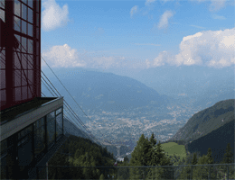Meran – Panorama Webcam Live