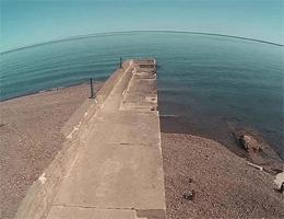 Duluth – Glensheen Pier Webcam Live