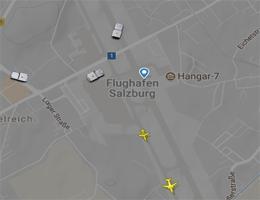 Flughafen Salzburg Flugverfolgung live