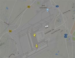 Flughafen Berlin-Schönefeld Flugverfolgung live
