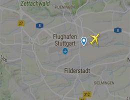 Flughafen Stuttgart Flugverfolgung live