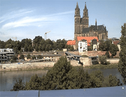 Magdeburg – Magdeburger Dom Webcam Live