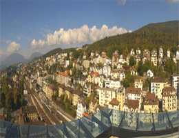 Neuchatel – Chaumont (Berg) Panorama webcam Live