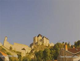 Trenčín – Burg Trenčín Webcam Live