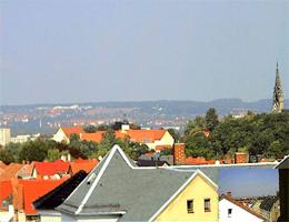 Zwickau – Blick über Zwickau Webcam Live