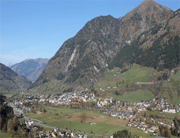 Bad Hofgastein – Panorama Webcam Live