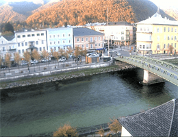 Bad Ischl – Hotel Goldener Ochs Webcam Live