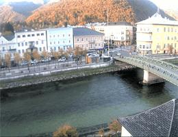 Bad Ischl – Hotel Goldener Ochs Webcam Live