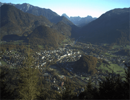 Bad Ischl – Panorama Webcam Live