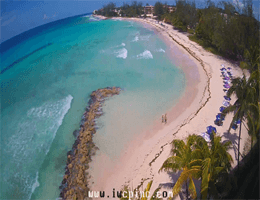 Bridgetown – Accra Beach Webcam Live
