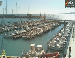 Crotone – Hafen Webcam Live