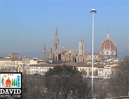 Florenz – Historische Altstadt Webcam Live