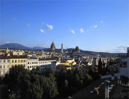 Florenz – Panorama Webcam Live