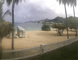 Grand Anse – Native Spirit Scuba Webcam Live