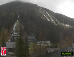 Harrachov – FIS Ski Jump Hills Webcam Live