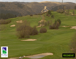 Liteň – Golf Resort Karlštejn Webcam Live