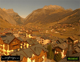 Livigno – Panoramablick Webcam Live