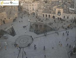 Matera – Piazza Vittorio Veneto Webcam Live
