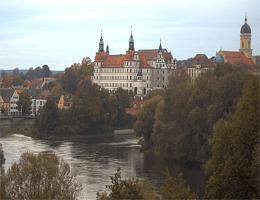 Neuburg an der Donau – Schlossblick Arco Webcam Live