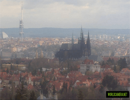 Prag – Prager Burg Webcam Live