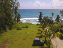 Silver Sands – Blue Ocean Cottage Webcam Live