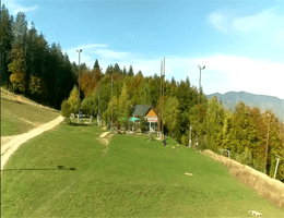 Ski Resort Maribor Pohorje – Trikotna Jasa Webcam Live