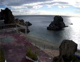 Staletti – Lido di Pietragrande 'La Scogliera' Webcam Live