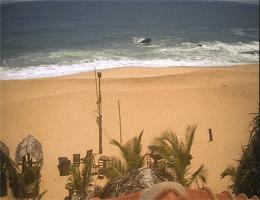 Tangalle – Shiva's Beach Cabanas Webcam Live