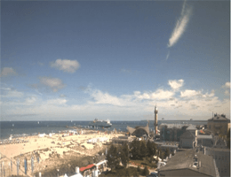 Warnemünde – Leuchtturm Webcam Live