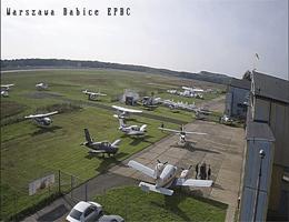 Warschau – Aeroklub Warszawski Webcam Live